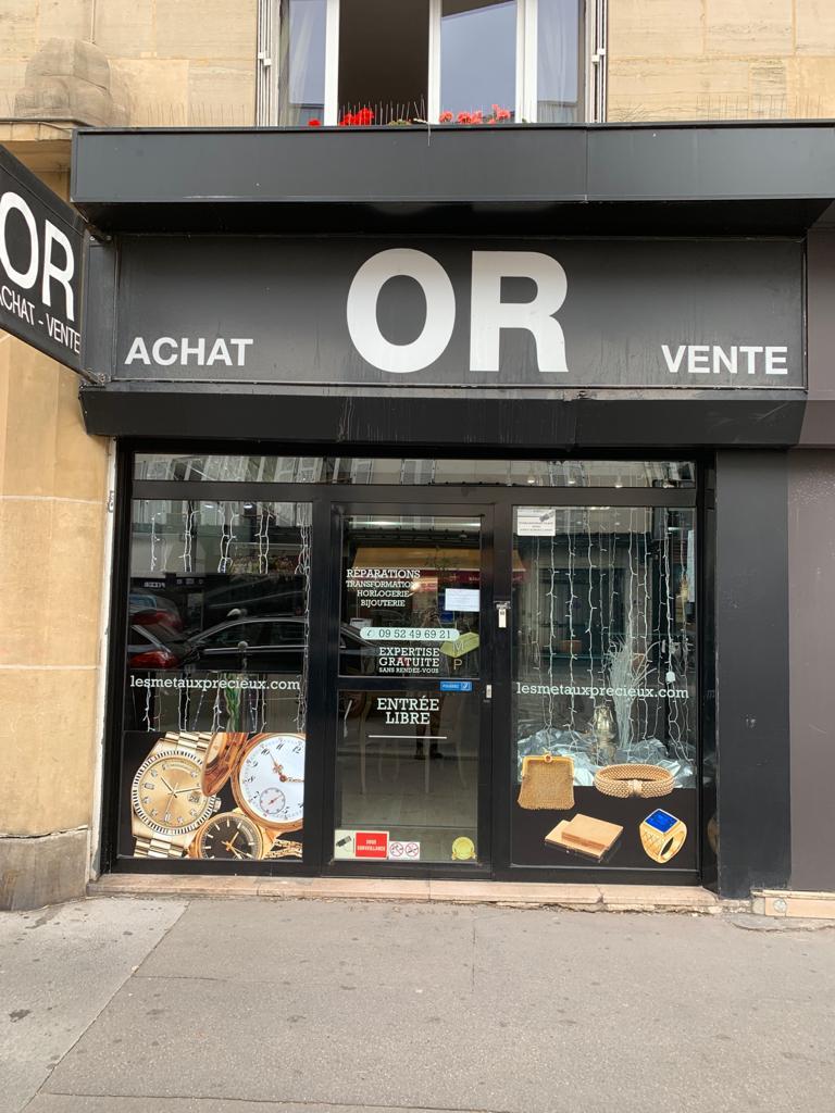 Achat Vente Or LMP Paris 15 Lecourbe
