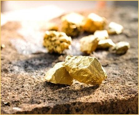 Le rachat de pierres précieuses